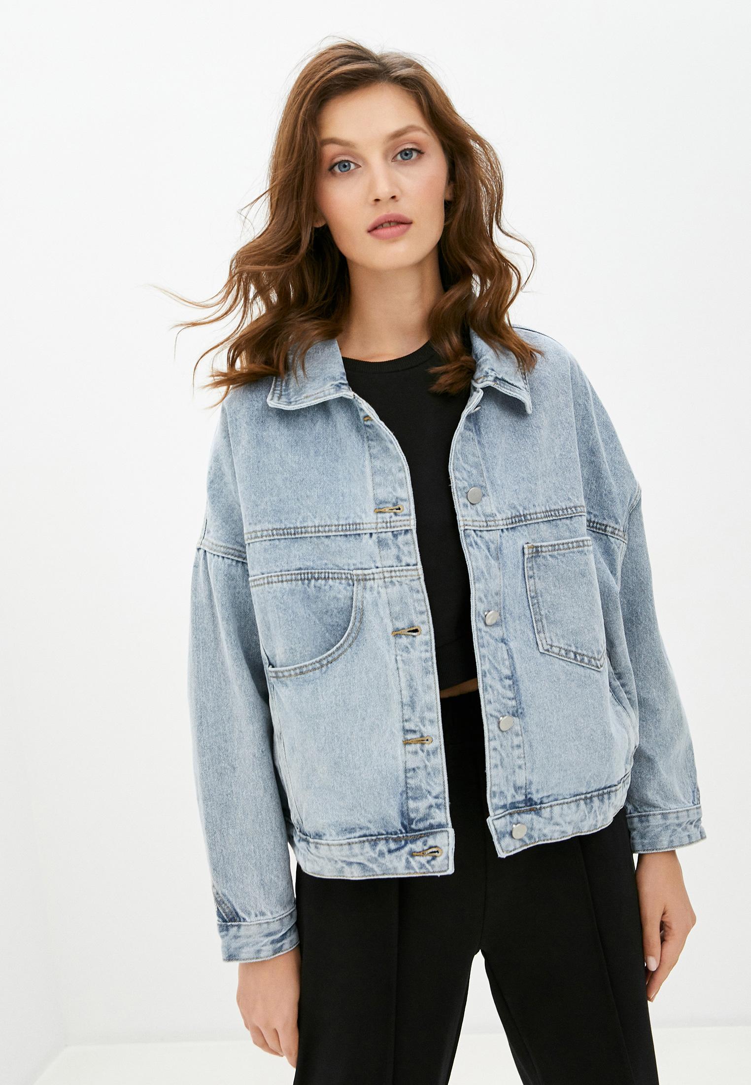 Джинсовая куртка TrendyAngel ТАO20O0026