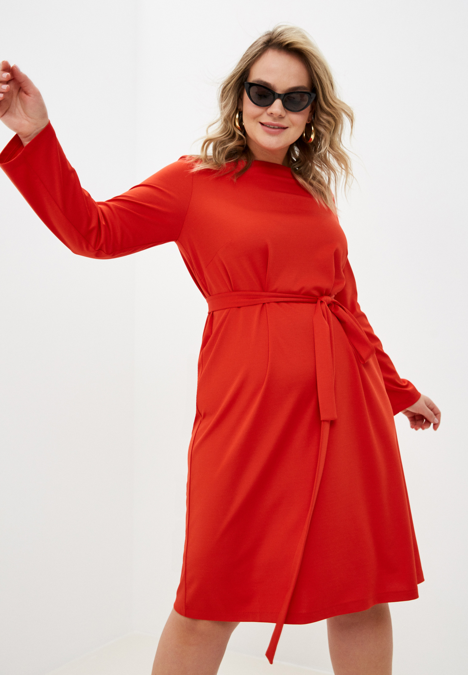 Повседневное платье TrendyAngel TABFW20D34PS
