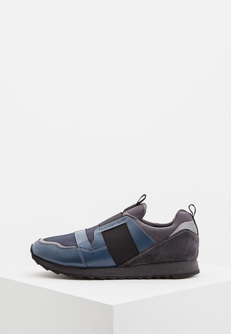 Мужские кроссовки TRUSSARDI JEANS (Труссарди Джинс) 77A00102