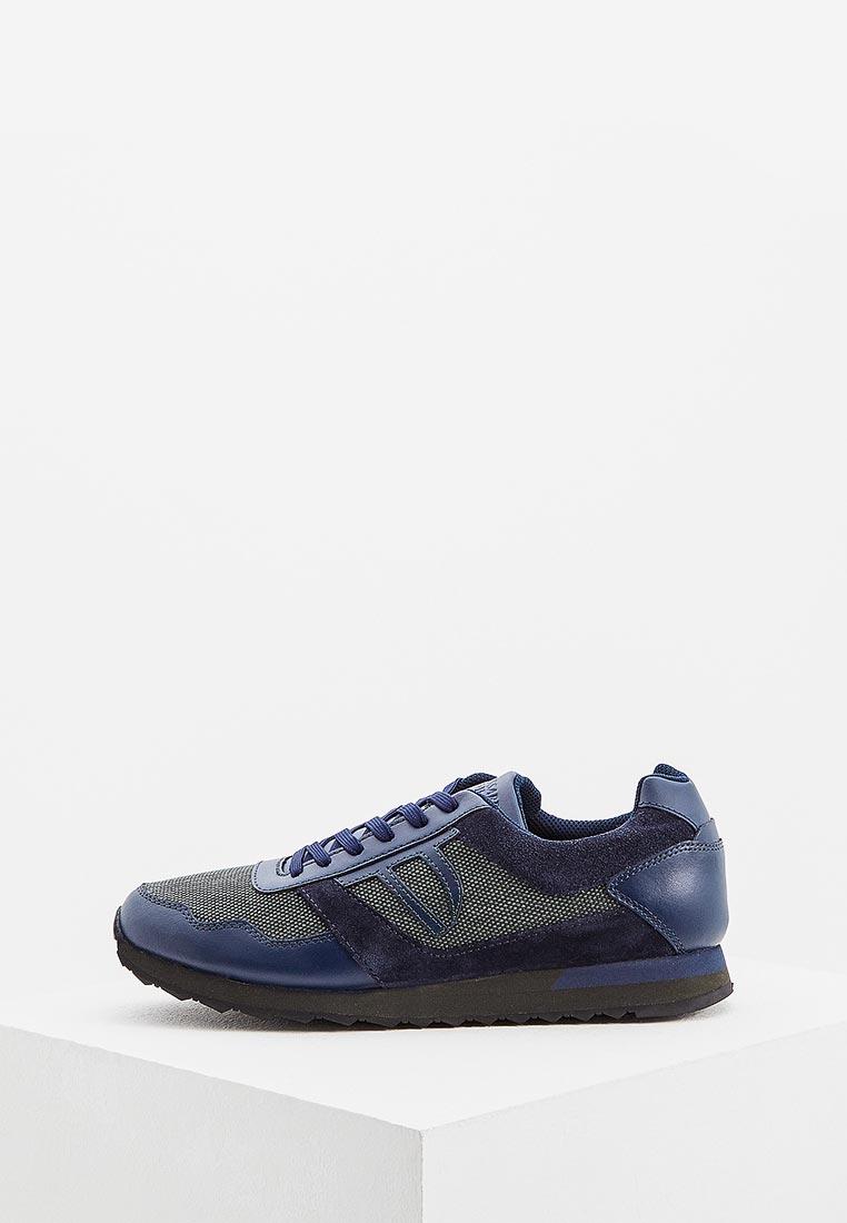 Мужские кроссовки TRUSSARDI JEANS (Труссарди Джинс) 77A00101