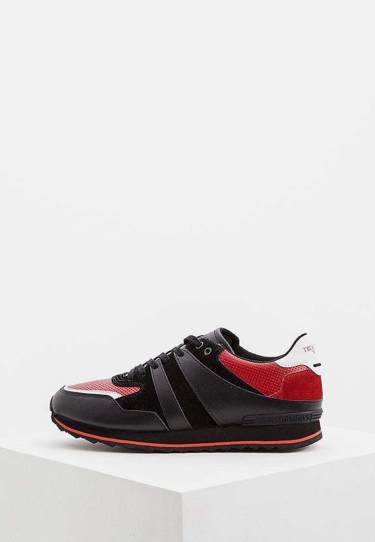 Мужские кроссовки TRUSSARDI JEANS (Труссарди Джинс) 77A00106