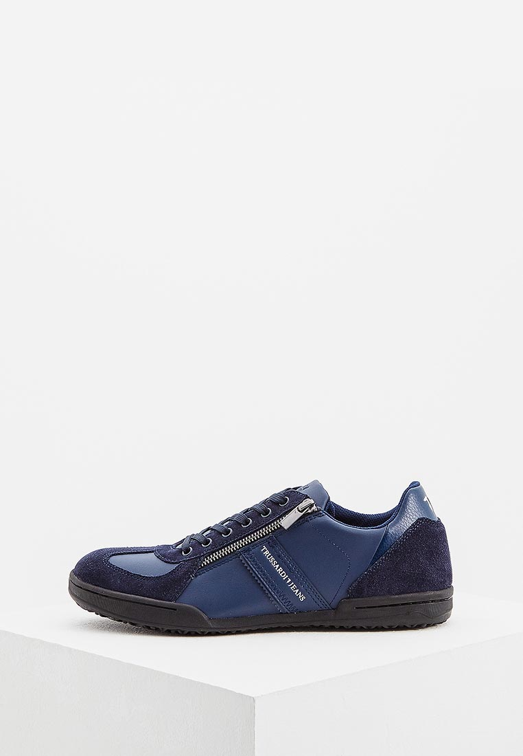 Мужские кроссовки TRUSSARDI JEANS (Труссарди Джинс) 77A00093