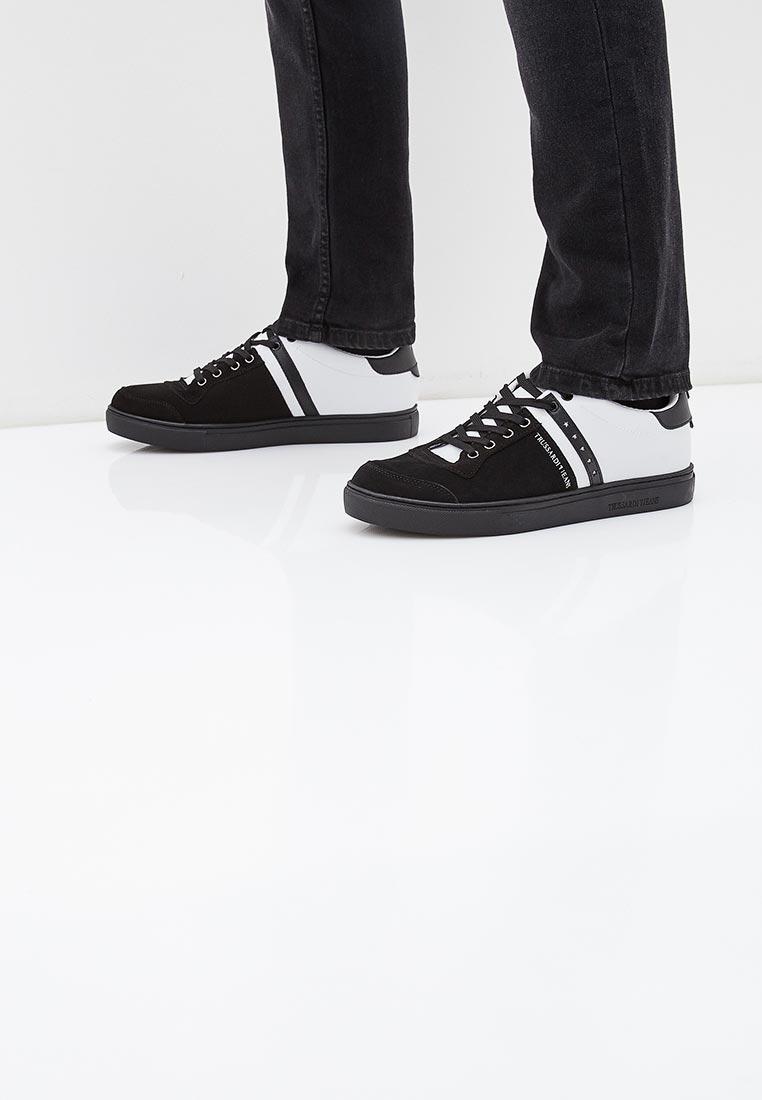 Мужские кеды Trussardi Jeans (Труссарди Джинс) 77A00110