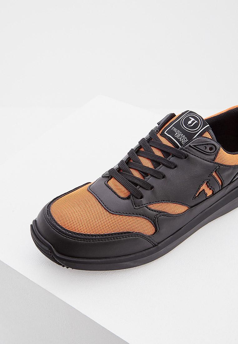 Мужские кроссовки Trussardi (Труссарди) 77a00184: изображение 2