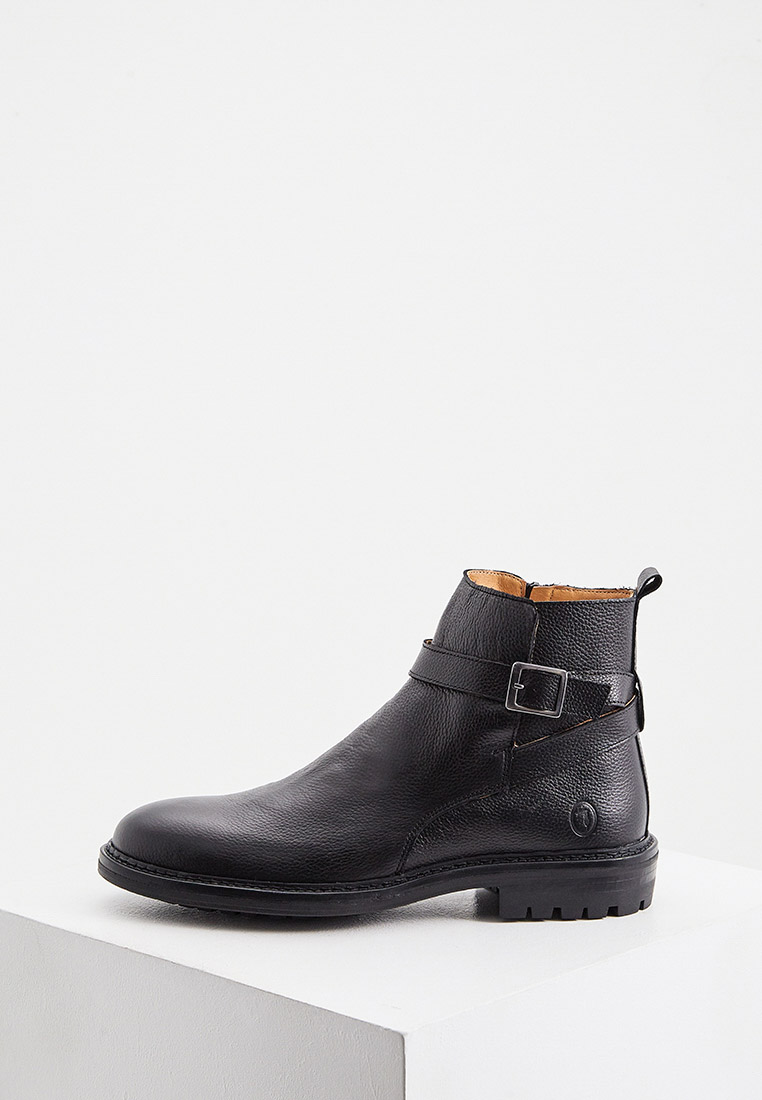 Мужские ботинки TRUSSARDI JEANS (Труссарди Джинс) 77A00310-2Y000233
