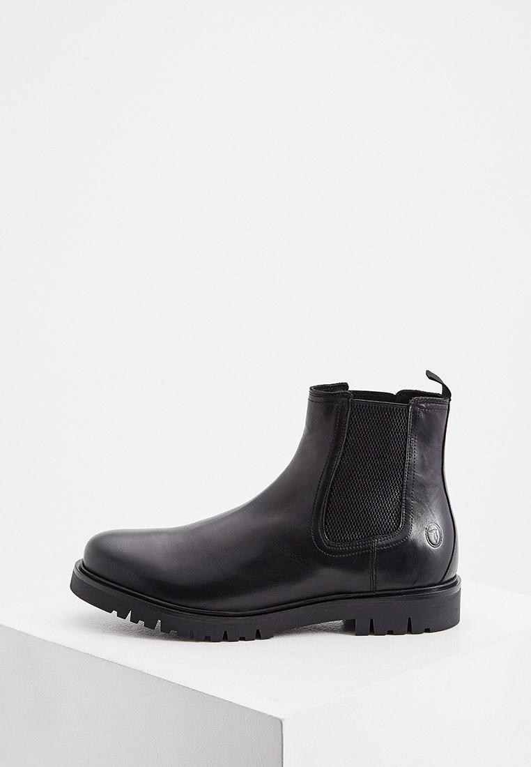 Мужские ботинки TRUSSARDI JEANS (Труссарди Джинс) 77A00312-2P000195