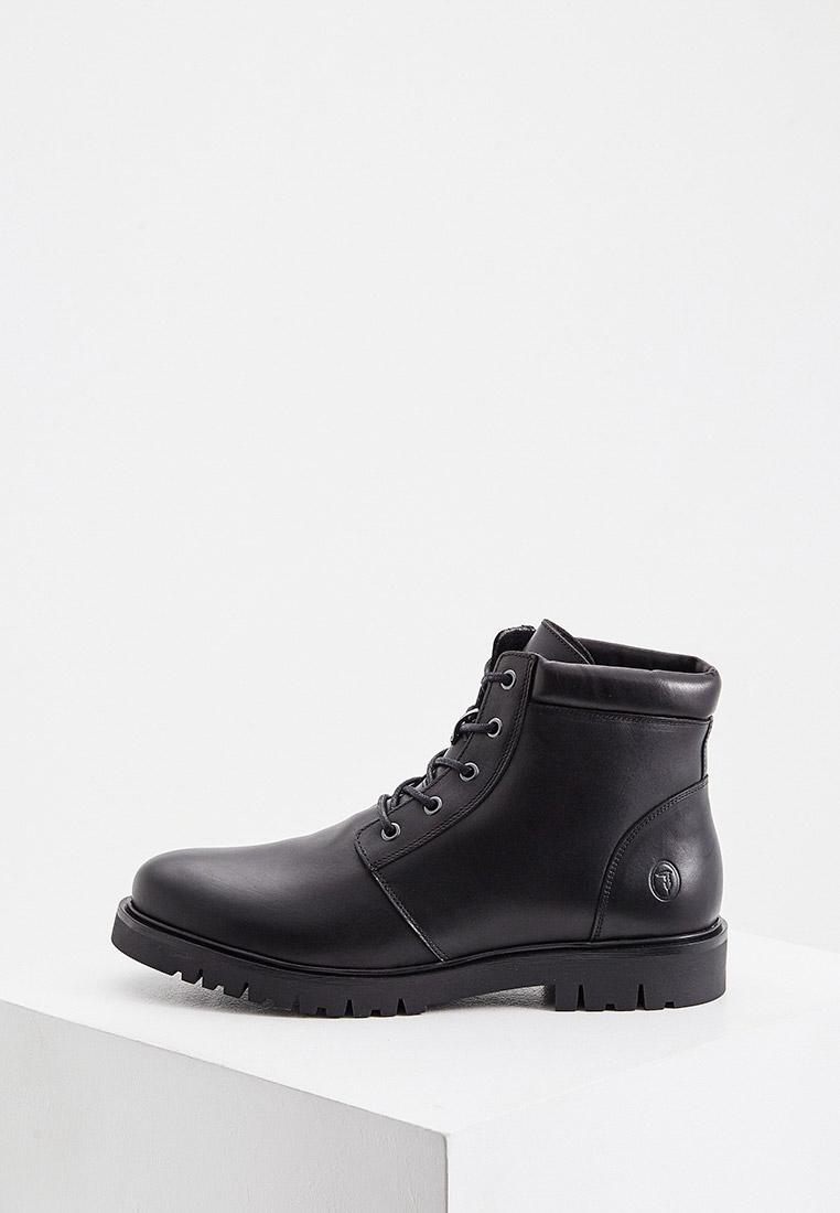 Мужские ботинки TRUSSARDI JEANS (Труссарди Джинс) 77A00313-2Y000226