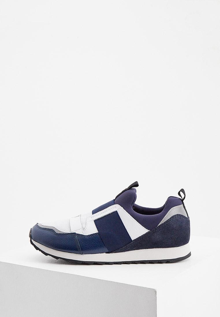 Мужские кроссовки TRUSSARDI JEANS (Труссарди Джинс) 77A00102-9Y099999