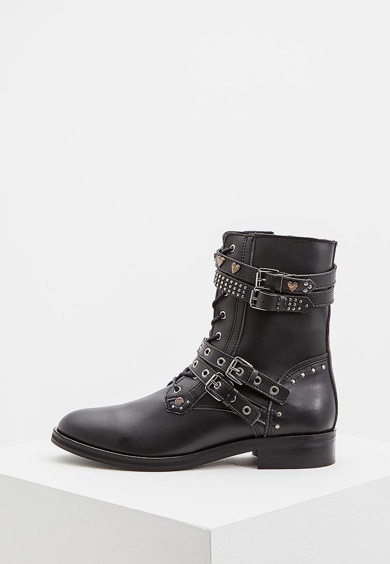 Женские ботинки TRUSSARDI JEANS (Труссарди Джинс) 79a00279