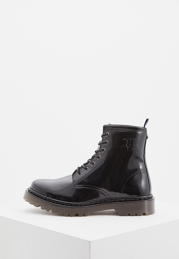 Женские ботинки TRUSSARDI JEANS (Труссарди Джинс) 79a00276