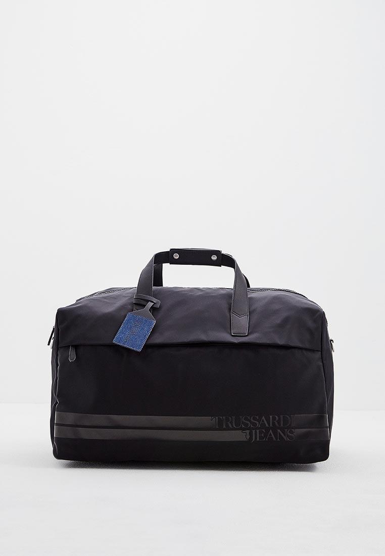 Дорожная сумка TRUSSARDI JEANS (Труссарди Джинс) 71b00089