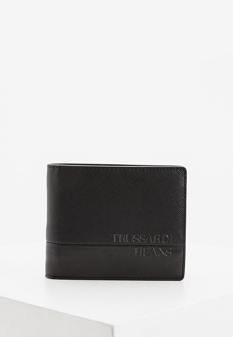Мужские портмоне Trussardi Jeans (Труссарди Джинс) 71w00120
