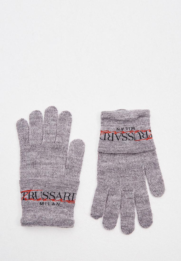 Женские перчатки TRUSSARDI JEANS (Труссарди Джинс) 59Z00237-9Y099999