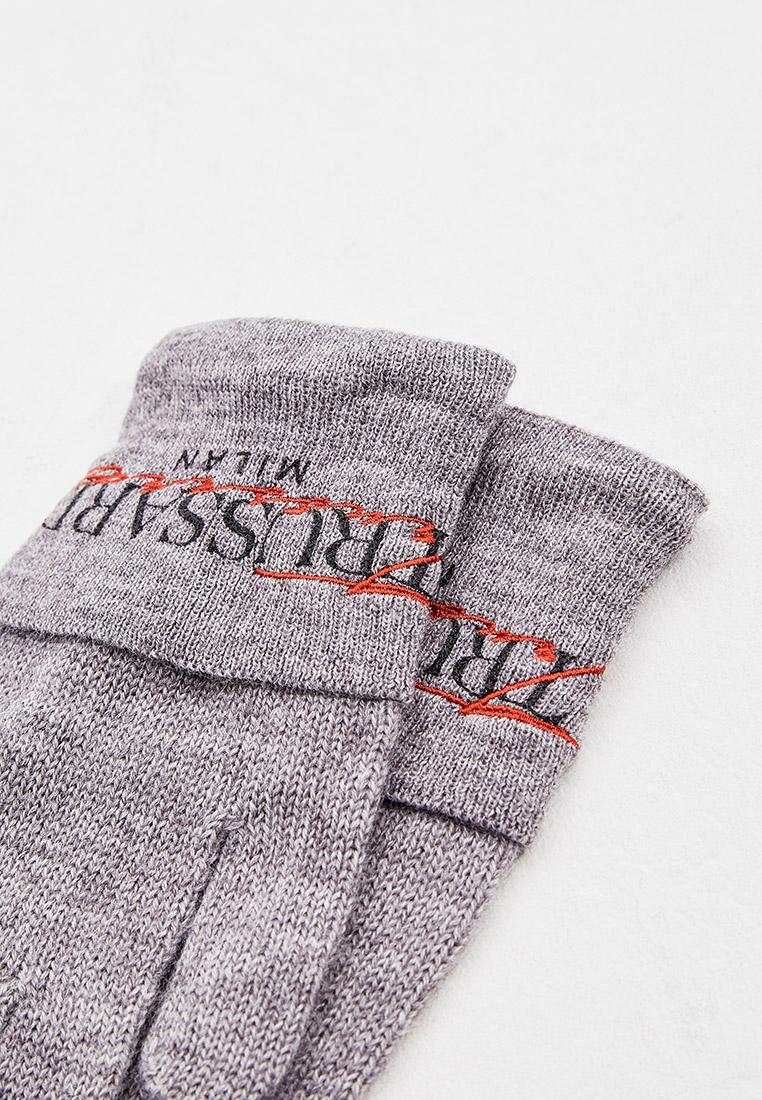 Женские перчатки TRUSSARDI JEANS (Труссарди Джинс) 59Z00237-9Y099999: изображение 3