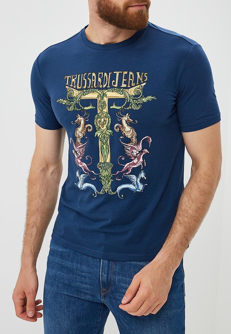 Футболка Trussardi Jeans (Труссарди Джинс) 52t00133