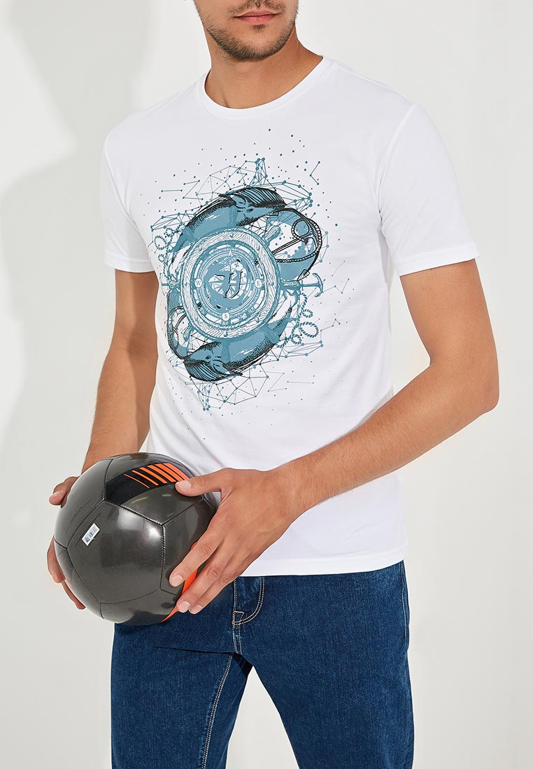 Футболка Trussardi Jeans (Труссарди Джинс) 52t00132