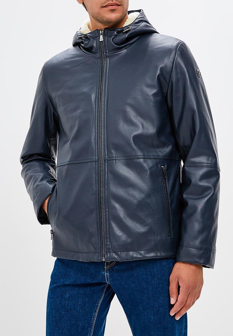 Кожаная куртка TRUSSARDI JEANS (Труссарди Джинс) 52s00197