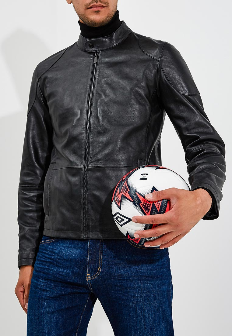 Кожаная куртка TRUSSARDI JEANS (Труссарди Джинс) 52s00002