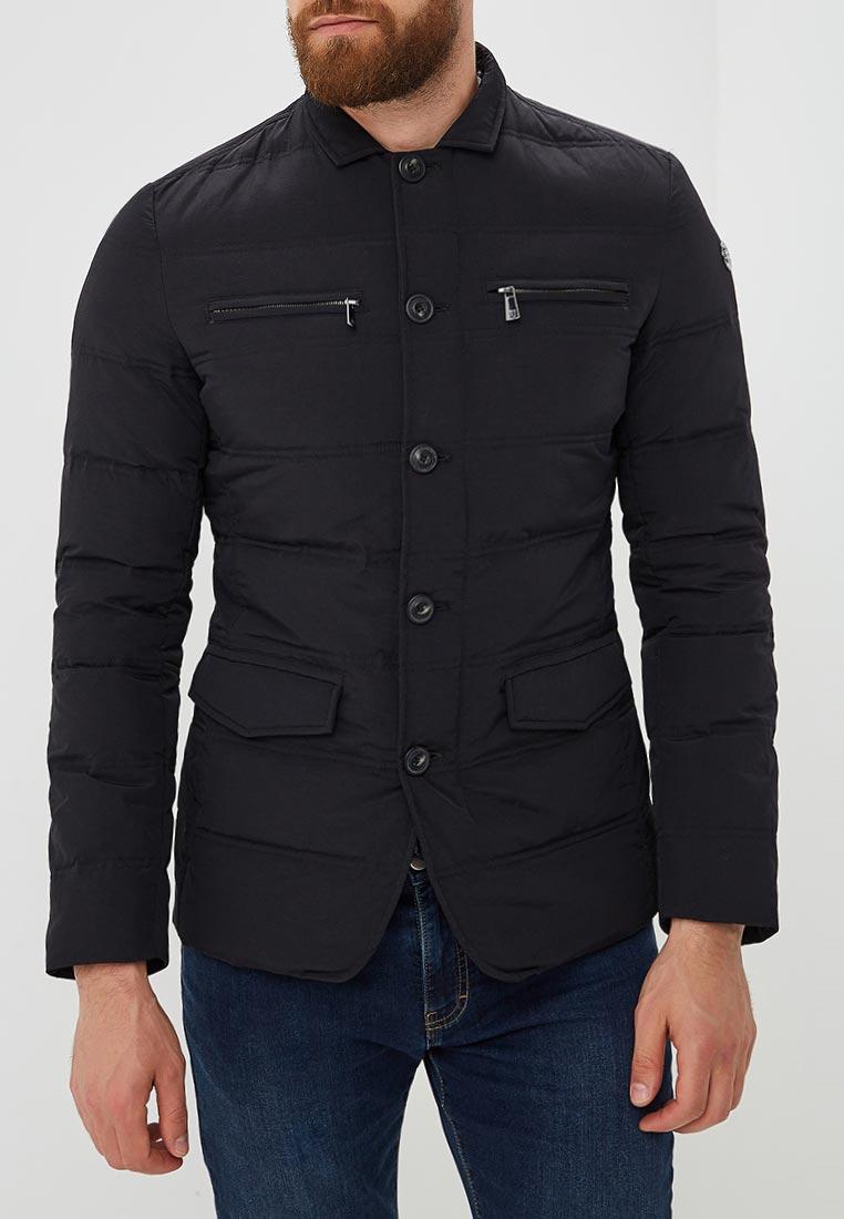 Утепленная куртка TRUSSARDI JEANS (Труссарди Джинс) 52s00245