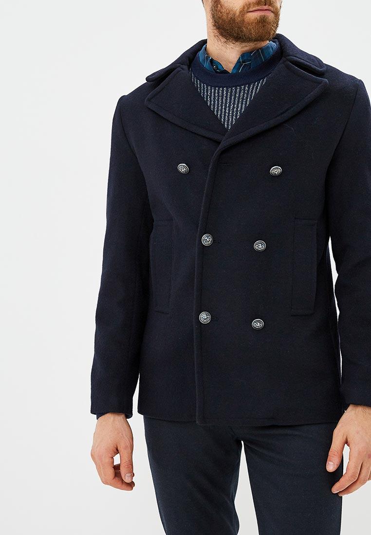 Мужские пальто Trussardi Jeans (Труссарди Джинс) 52s00238