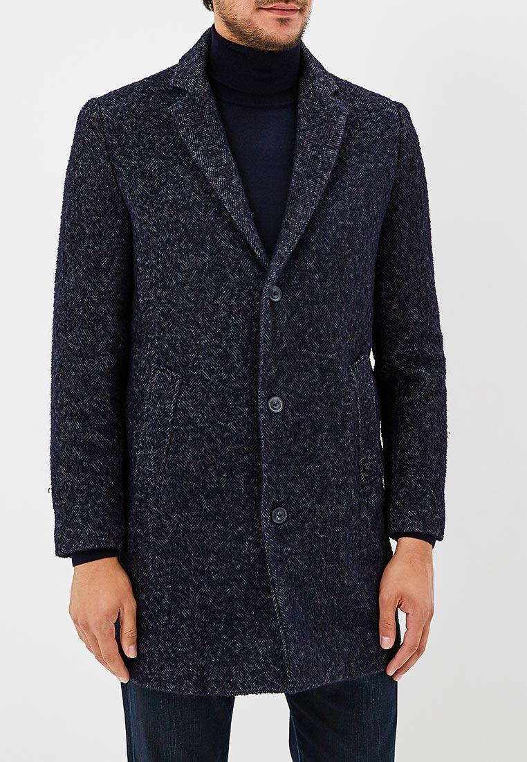 Мужские пальто Trussardi Jeans (Труссарди Джинс) 52s00233