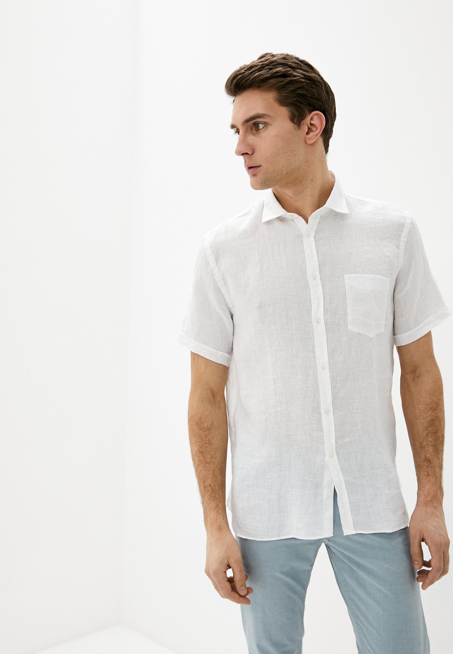 Рубашка с коротким рукавом TRUSSARDI JEANS (Труссарди Джинс) 52c00140