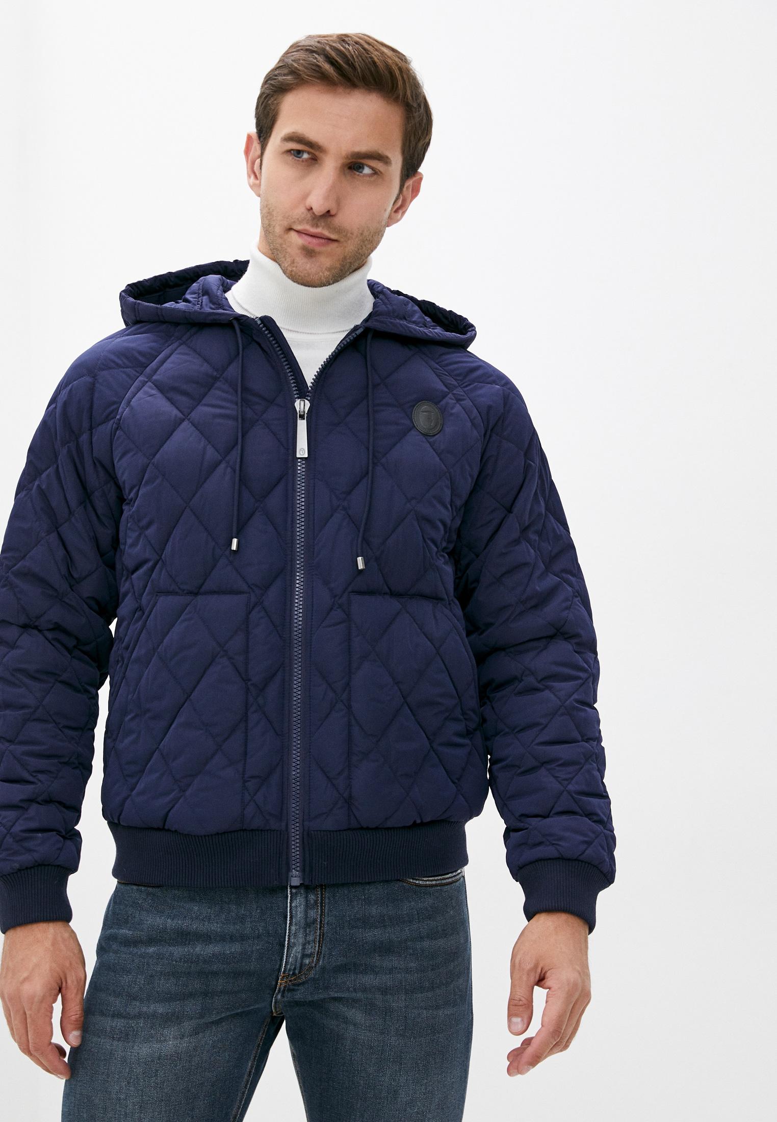 Мужская куртка TRUSSARDI JEANS (Труссарди Джинс) 52S00459-1T004085