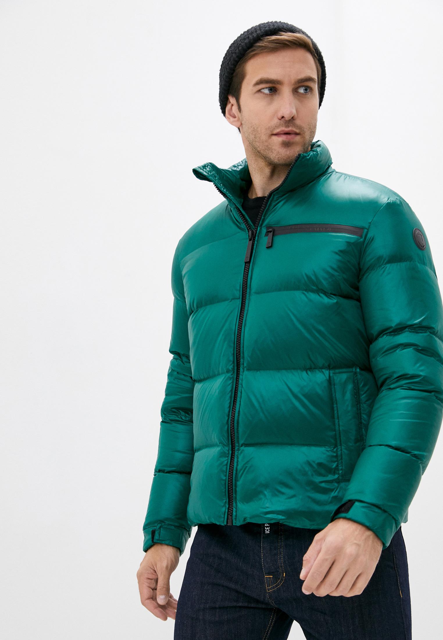 Утепленная куртка TRUSSARDI JEANS (Труссарди Джинс) 52S00462-1T004447