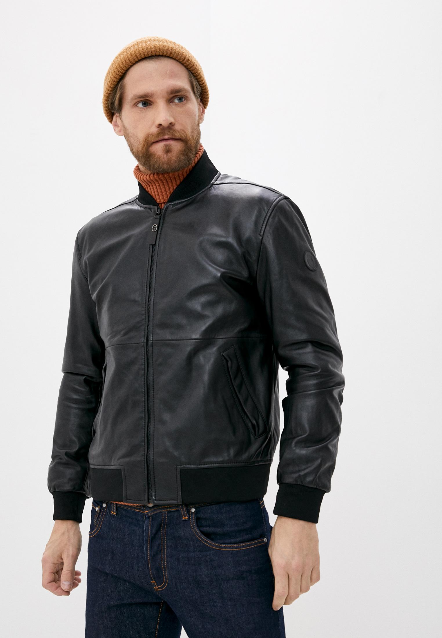 Кожаная куртка Trussardi (Труссарди) 52S00479-2P000079