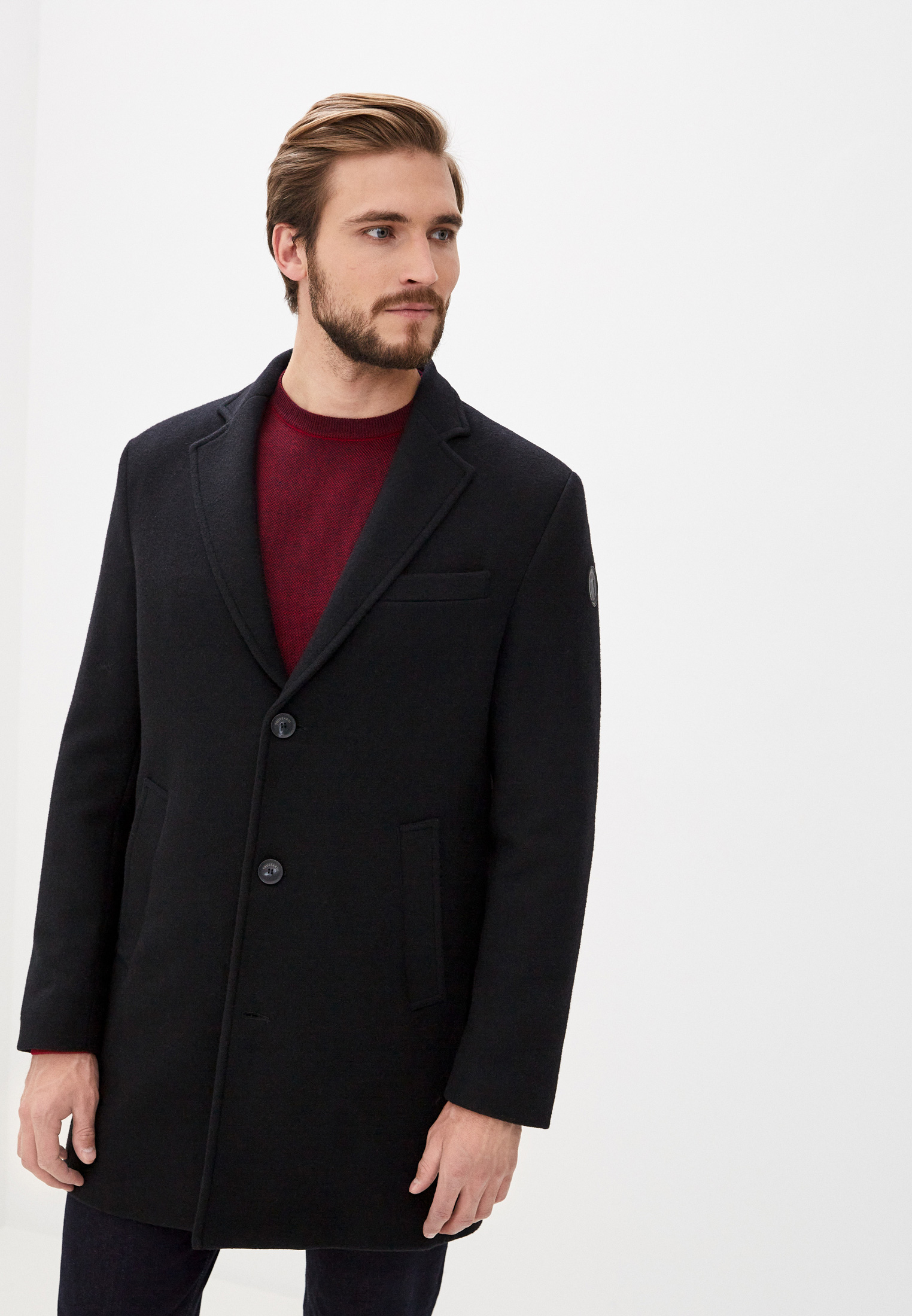 Мужское пальто Trussardi (Труссарди) 52S00502-1T002826