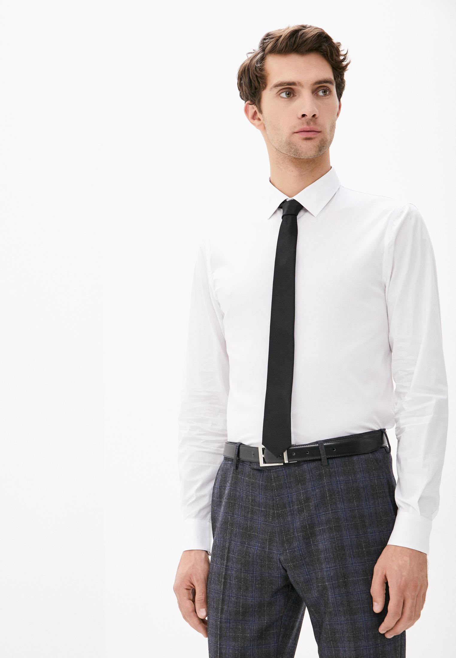 Рубашка с длинным рукавом TRUSSARDI JEANS (Труссарди Джинс) 52C00155-1T004673