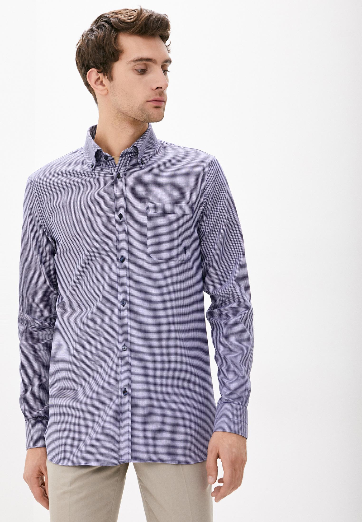 Рубашка с длинным рукавом Trussardi (Труссарди) 52C00172-1T004327