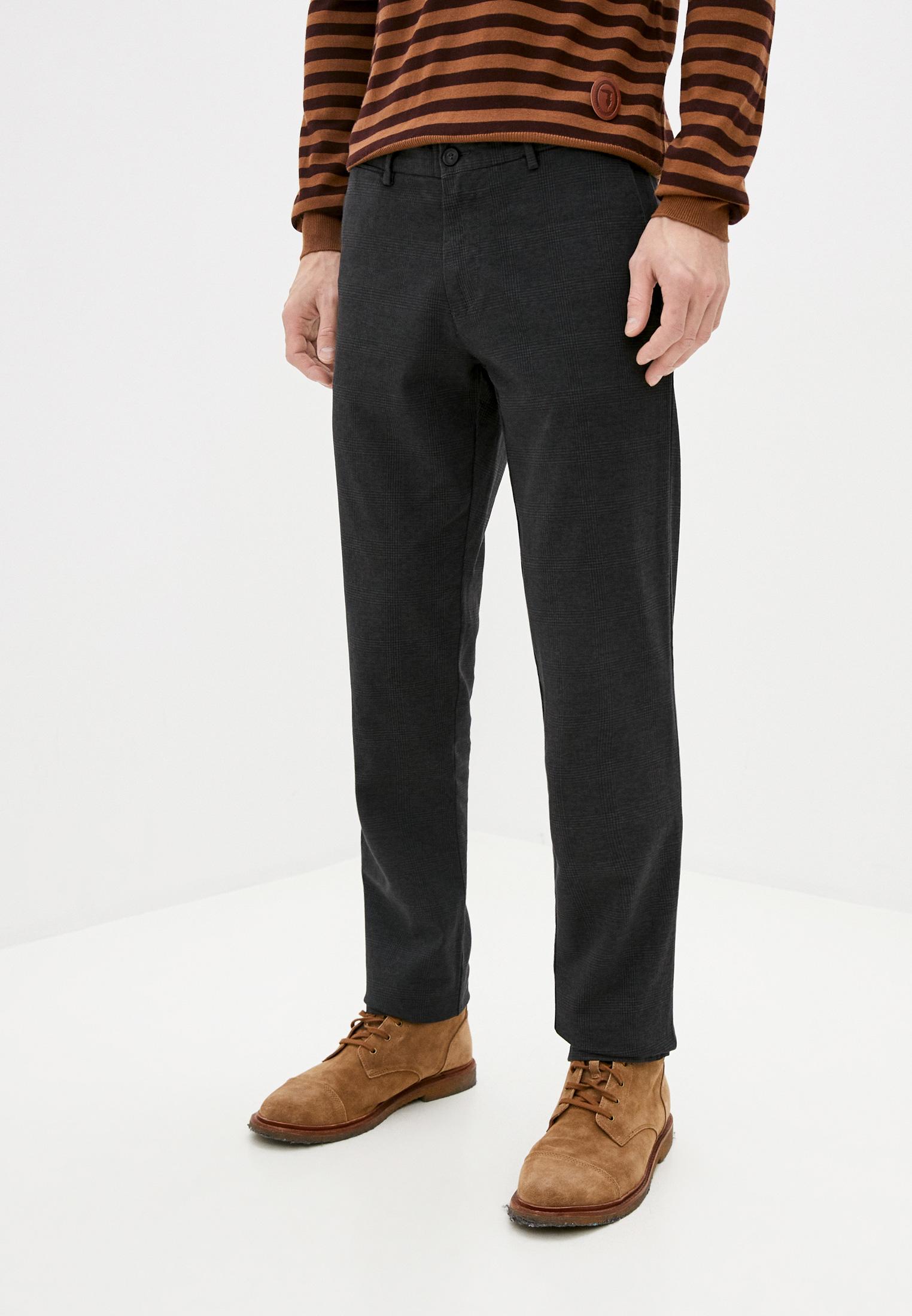 Мужские классические брюки TRUSSARDI JEANS (Труссарди Джинс) 52P00000-1T004427