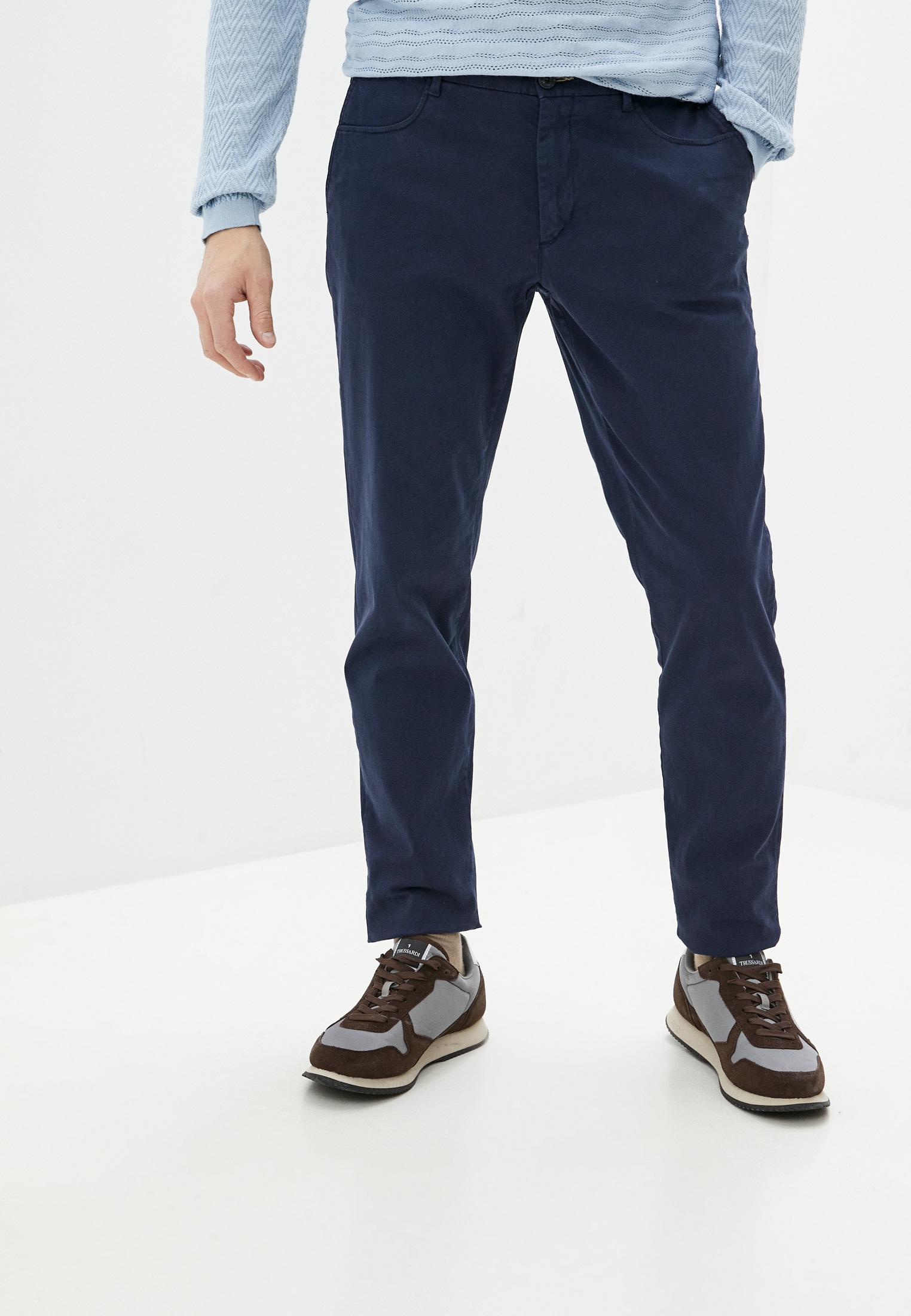 Мужские повседневные брюки TRUSSARDI JEANS (Труссарди Джинс) 52P00000-1T001702-H-001