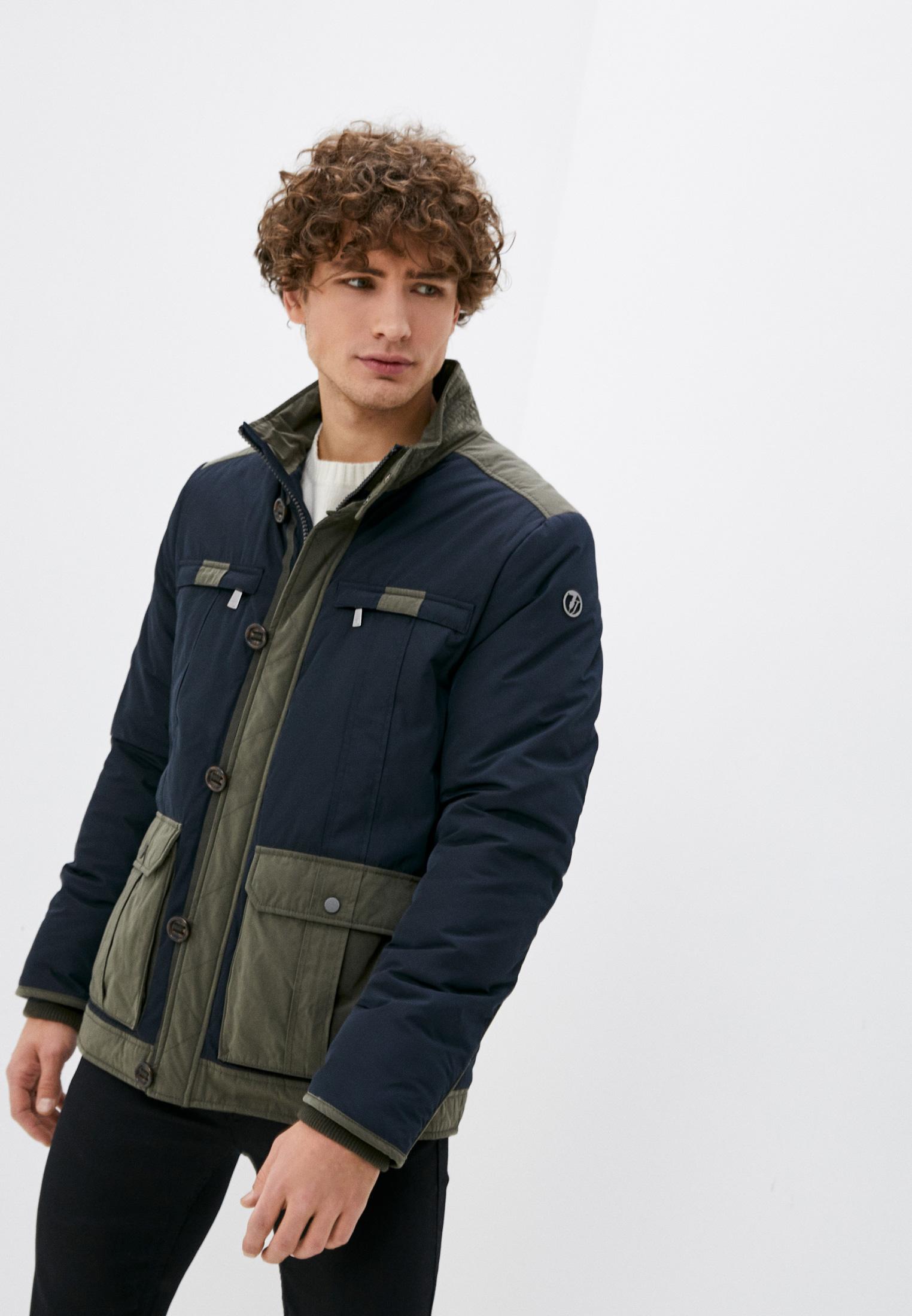 Мужская куртка TRUSSARDI JEANS (Труссарди Джинс) 52S00226-1T001589