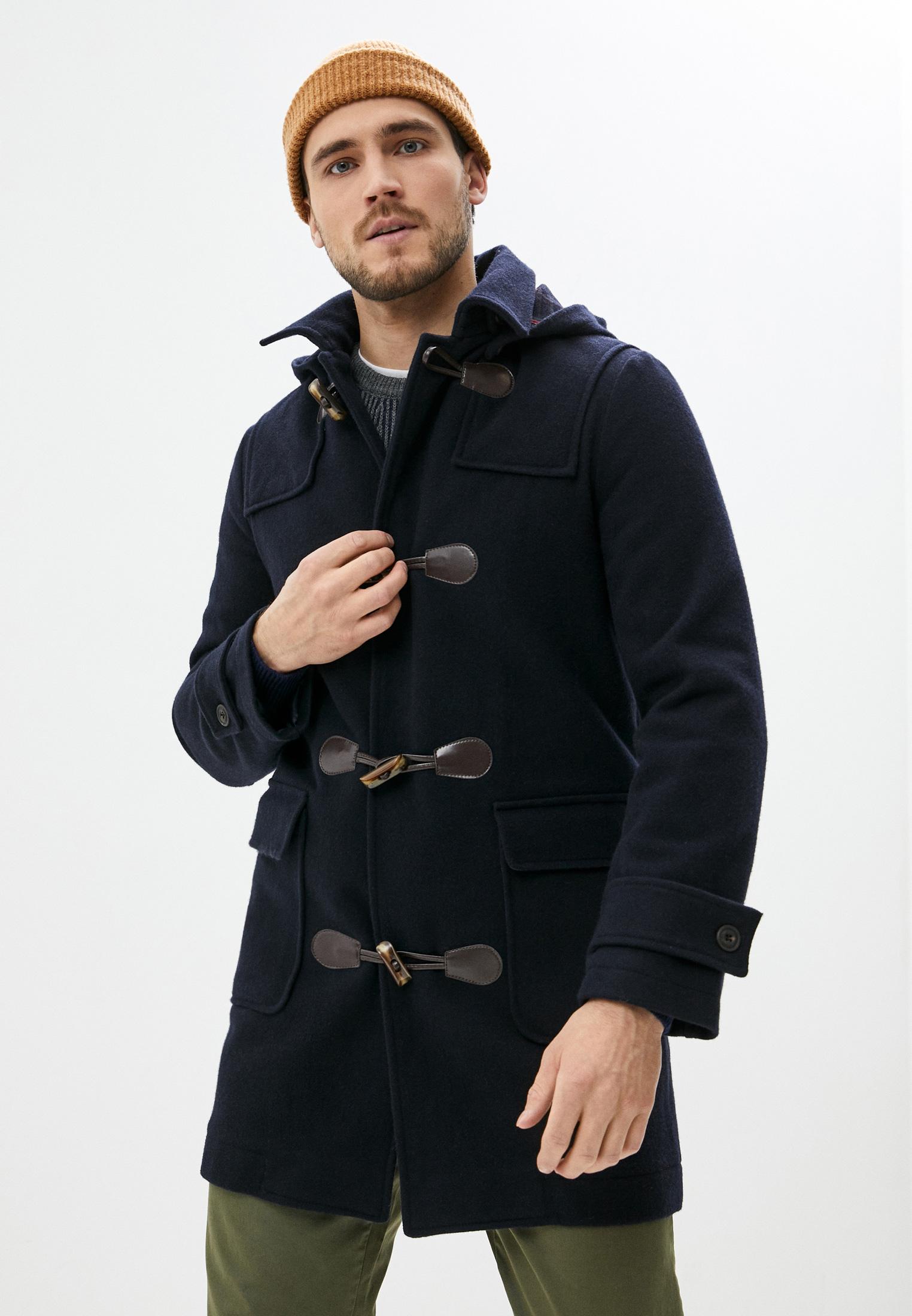 Мужские пальто Trussardi Jeans (Труссарди Джинс) 52S00234-1T001579