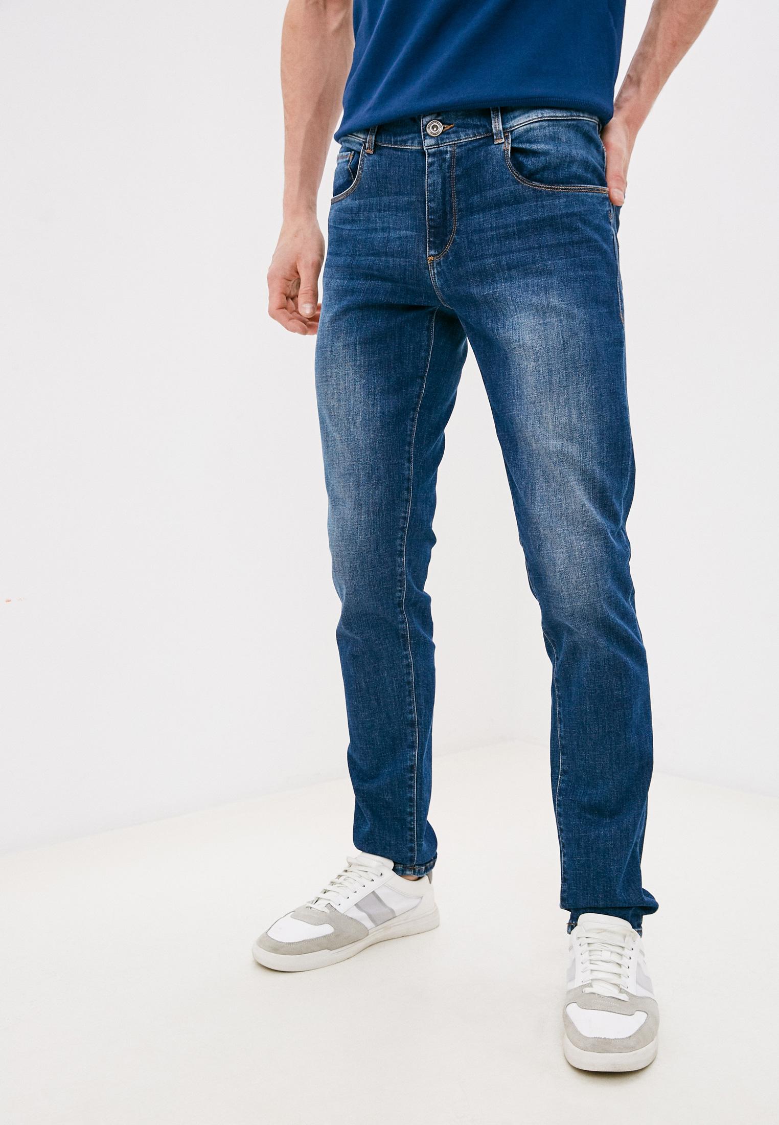 Мужские прямые джинсы Trussardi (Труссарди) 52J00000-1Y000153