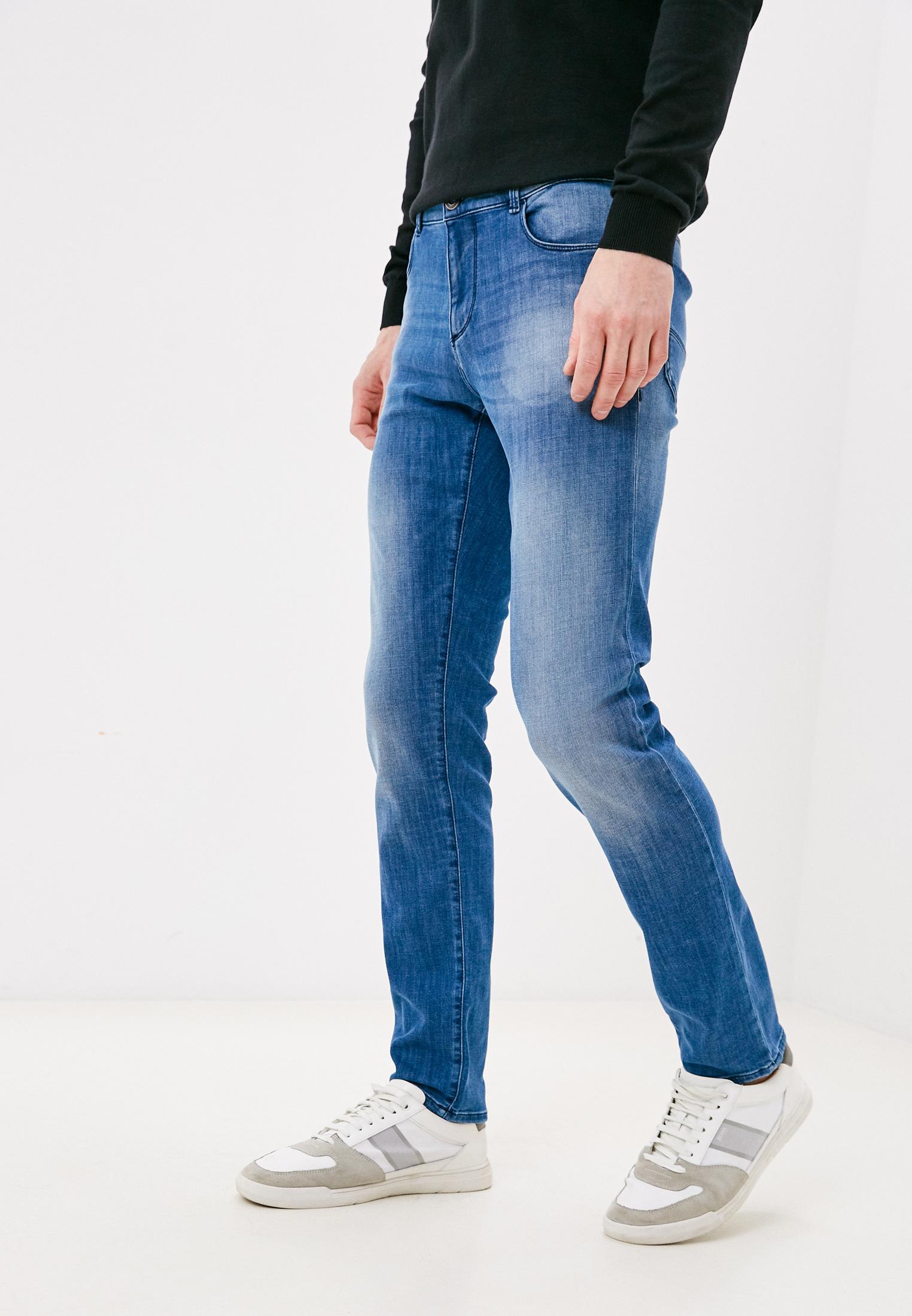 Зауженные джинсы Trussardi (Труссарди) 52J00000-1Y000159