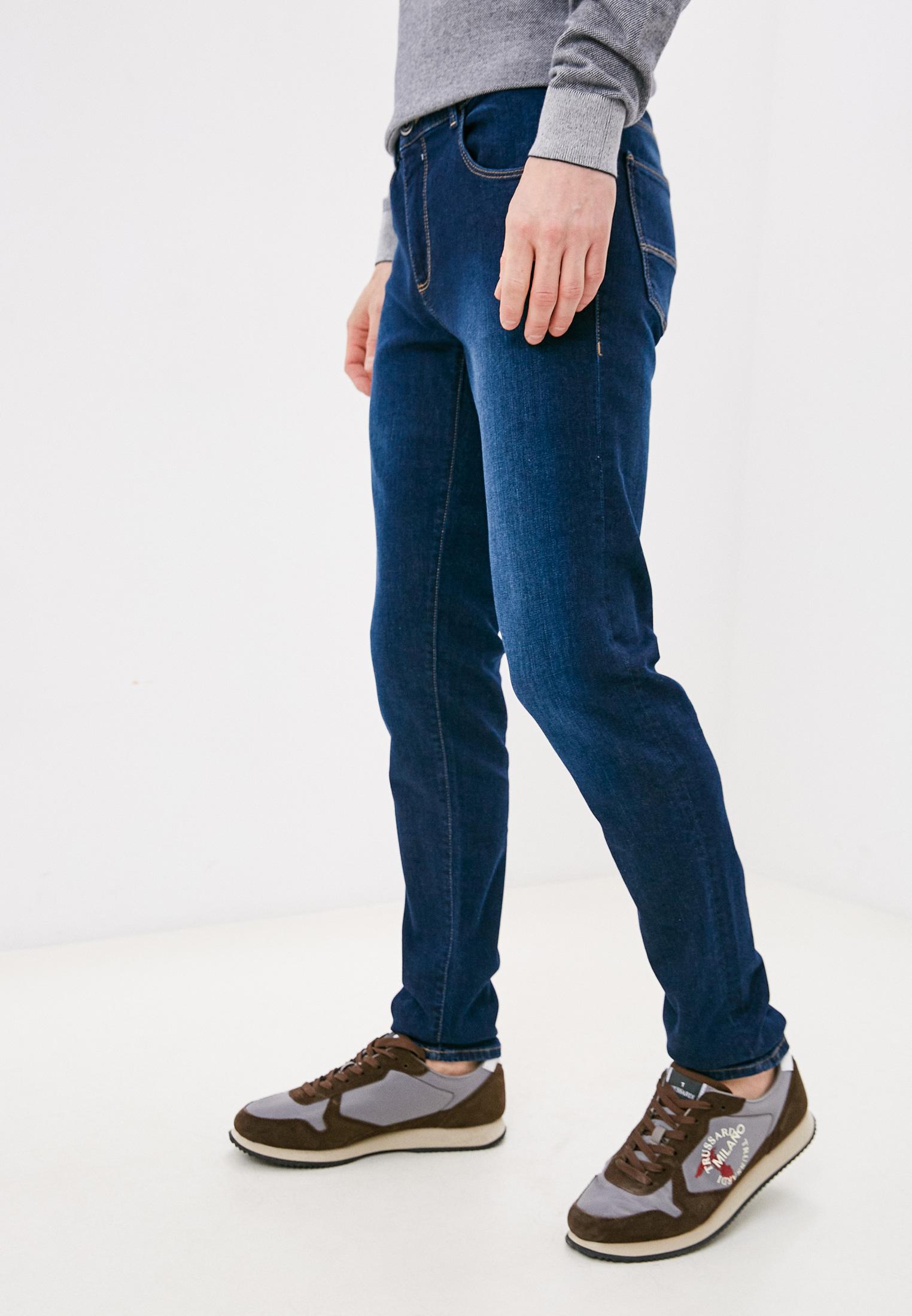 Зауженные джинсы Trussardi (Труссарди) 52J00000-1Y000161