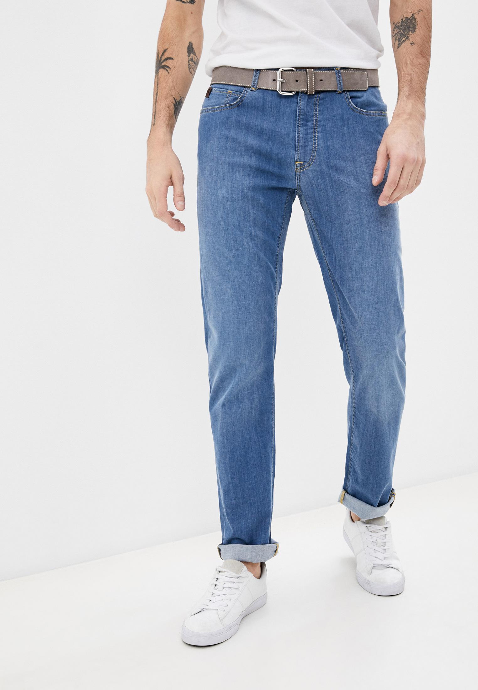 Мужские прямые джинсы Trussardi (Труссарди) 52J00001-1Y000149