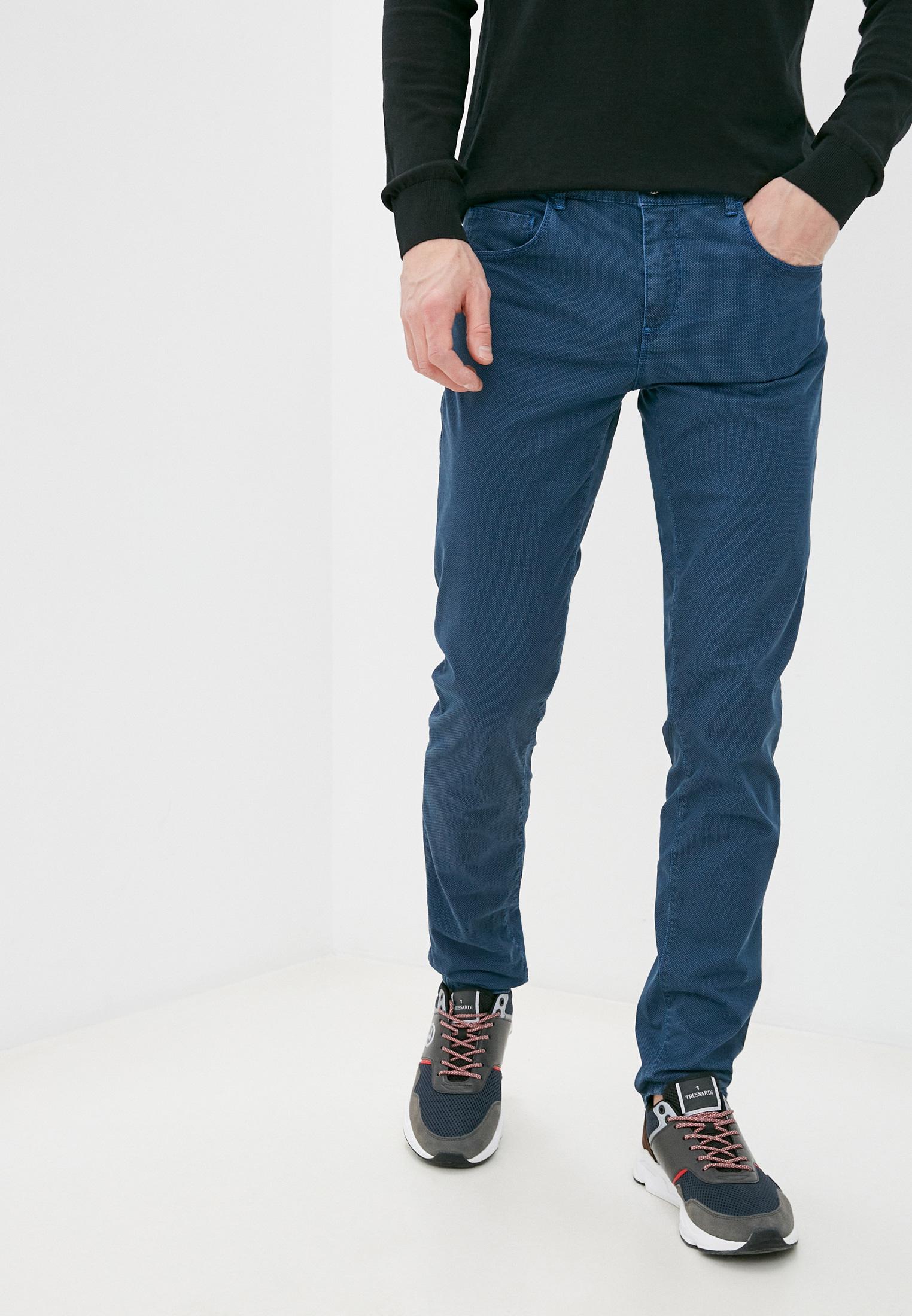 Мужские повседневные брюки TRUSSARDI JEANS (Труссарди Джинс) 52J00007-1Y000166
