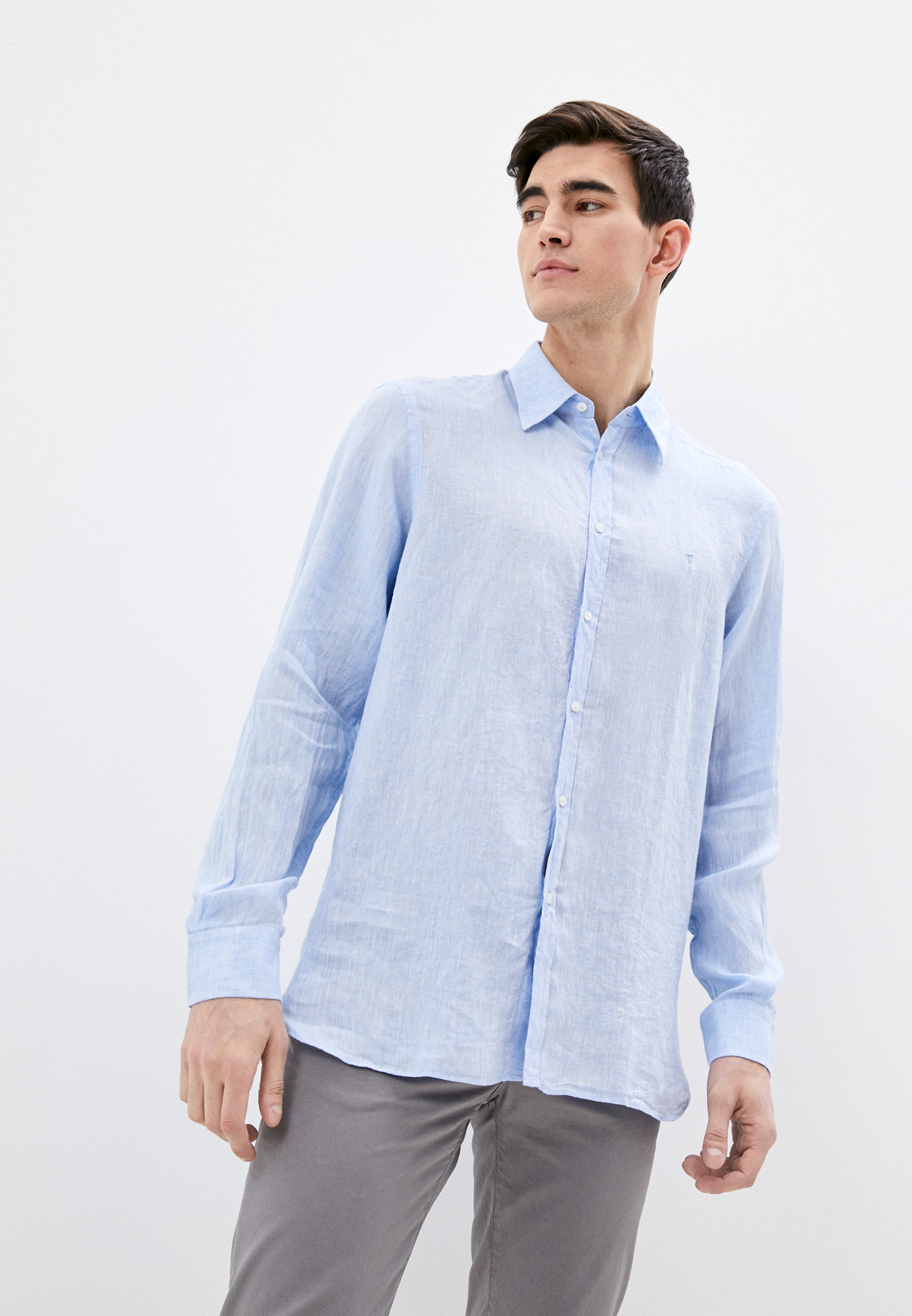 Рубашка с длинным рукавом Trussardi (Труссарди) 52C00212-1T002248