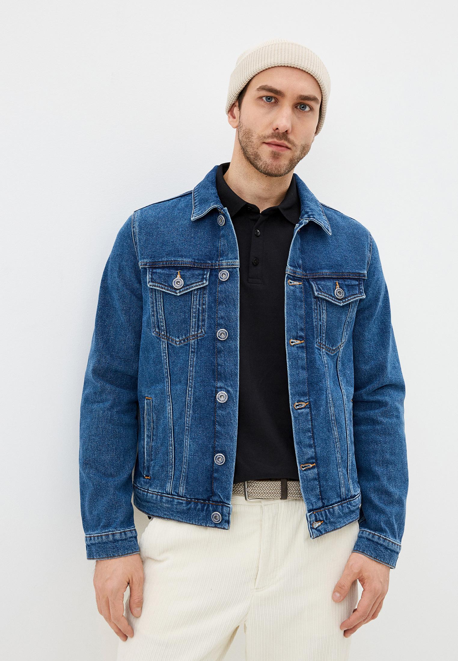 Джинсовая куртка Trussardi (Труссарди) 52S00255-1Y000156