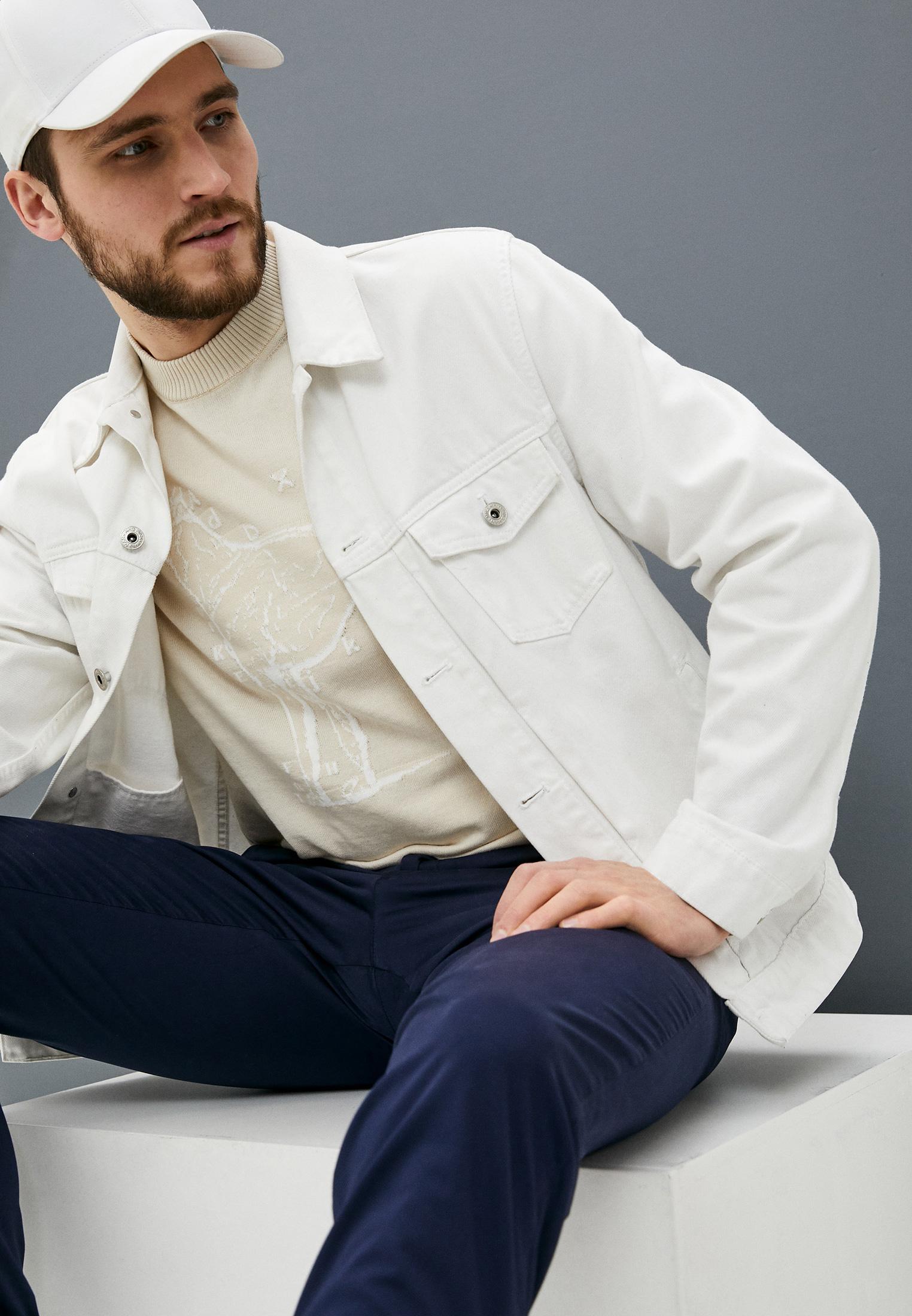 Мужские повседневные брюки Trussardi (Труссарди) 52P00000-1T005016: изображение 2