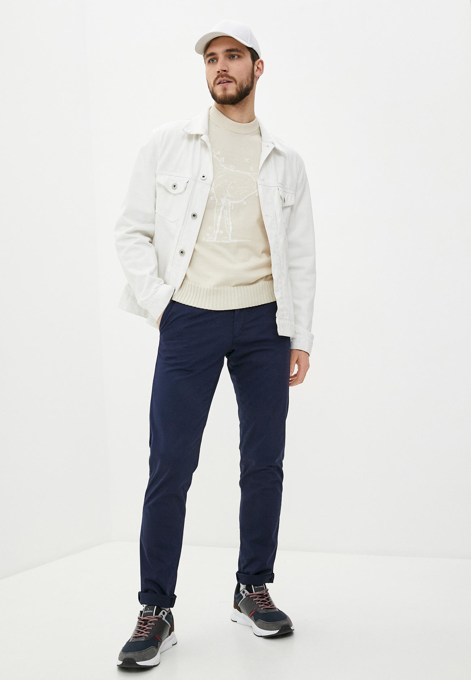 Мужские повседневные брюки Trussardi (Труссарди) 52P00000-1T005016: изображение 3