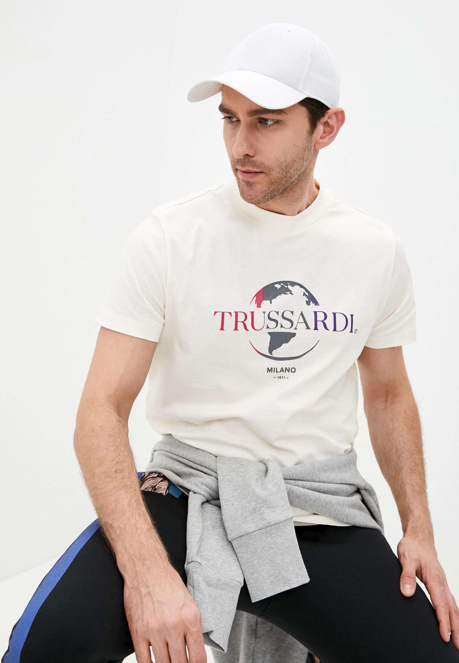 Футболка Trussardi (Труссарди) 52T00443-1T005227