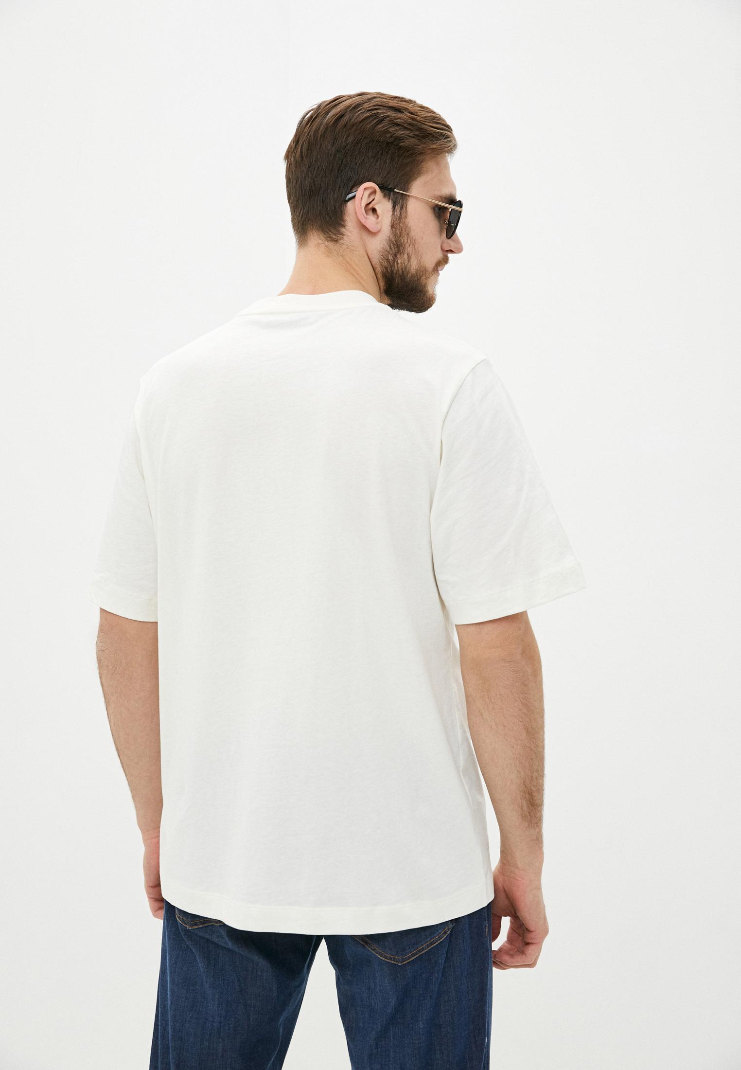 Мужская футболка Trussardi (Труссарди) 52T00455-1T005053: изображение 4