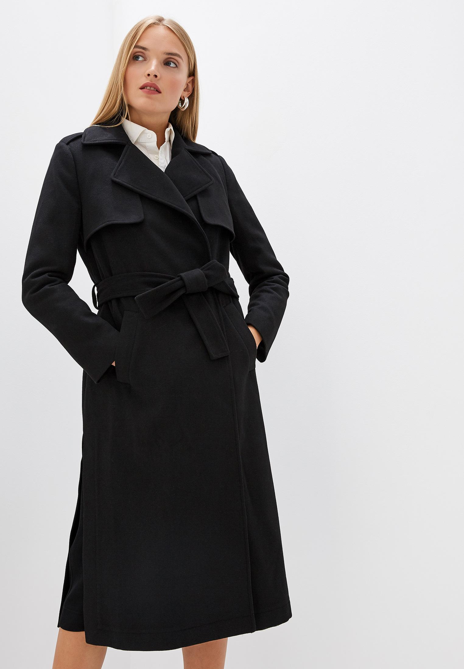 Женские пальто TRUSSARDI JEANS (Труссарди Джинс) 56S00402