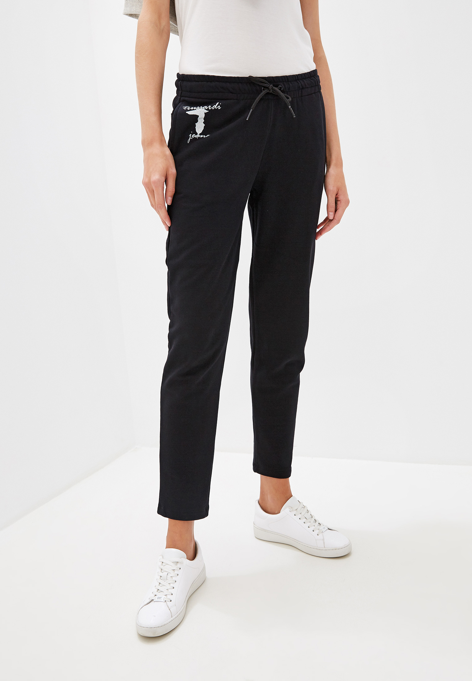 Женские спортивные брюки TRUSSARDI JEANS (Труссарди Джинс) 56P00160