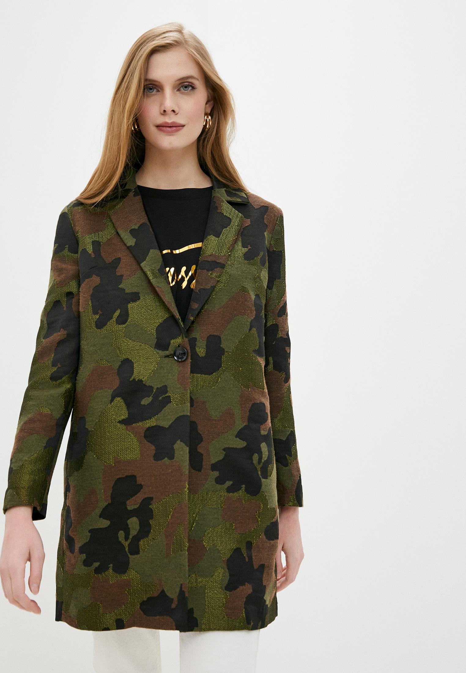 Женские пальто TRUSSARDI JEANS (Труссарди Джинс) 56S00468